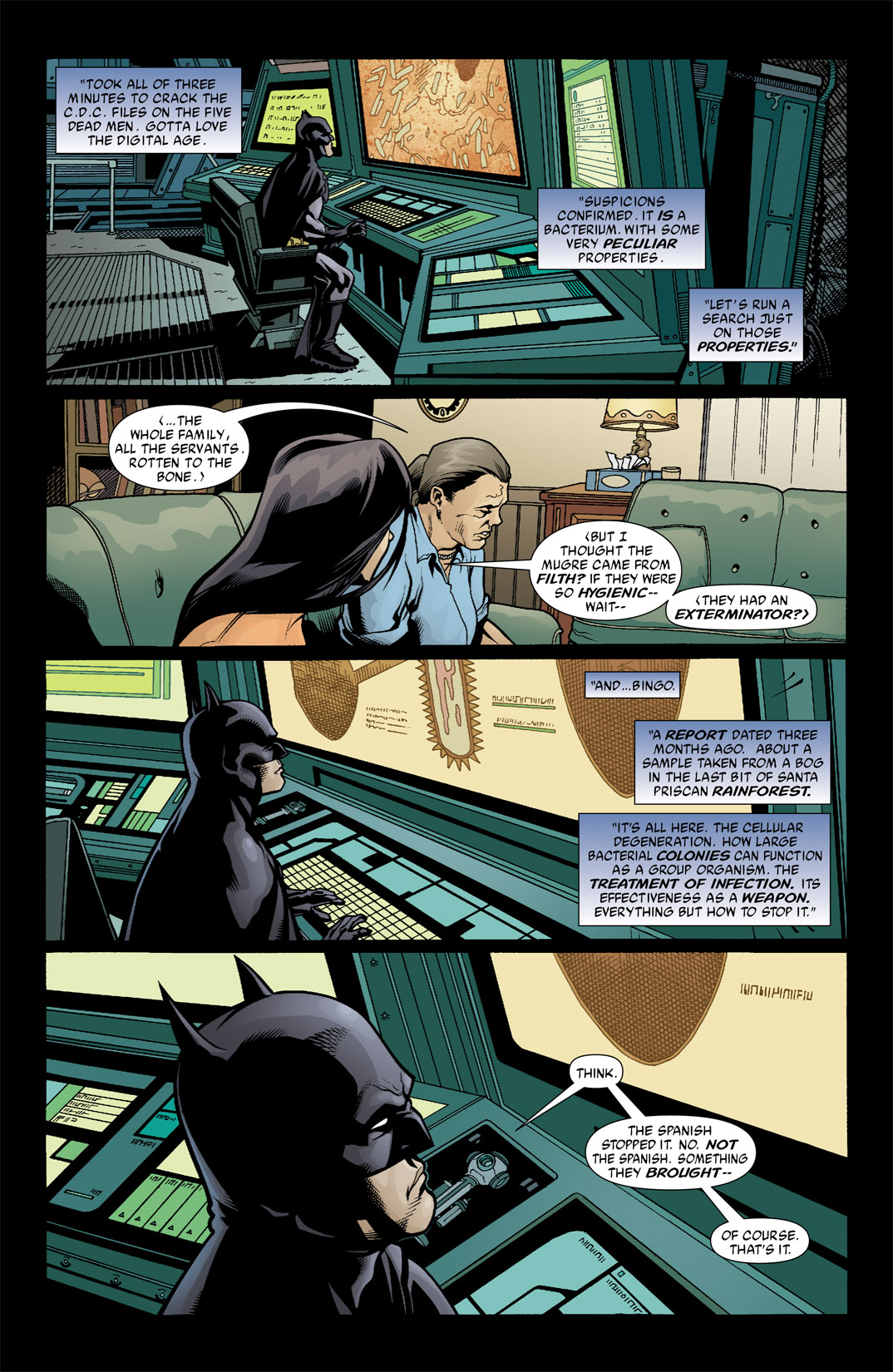 Detective Comics (1937) Issue #795 Page 18