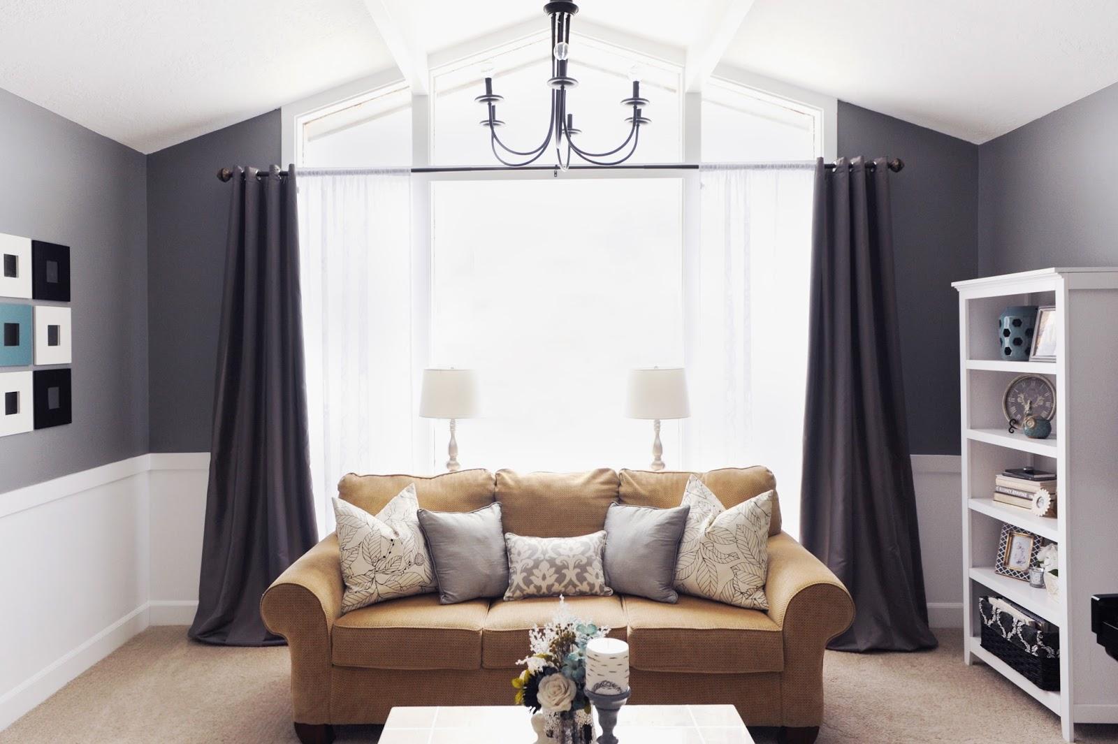 Studio 7 Interior Design: The Friday Five: Curtain Panels