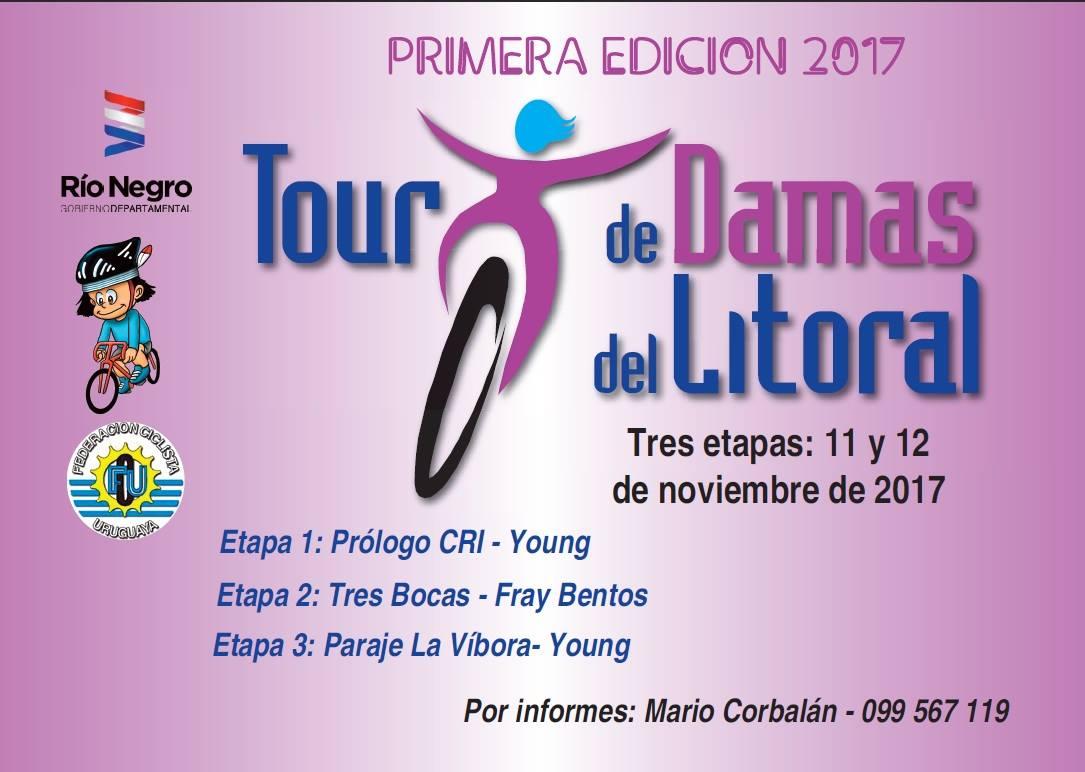Tour Femenino del Litoral 2017