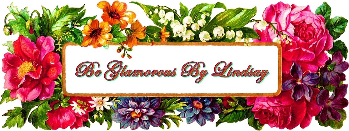 Be Glamorous By Lindsay