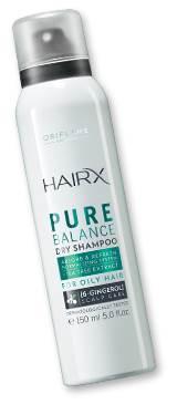 Champô Seco HairX da Oriflame