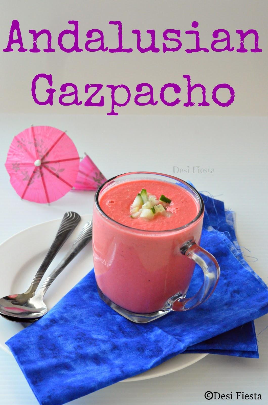 Spain gazpacho