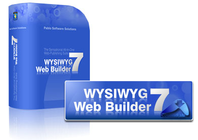 WYSIWYG Web Builder 7.5.1 Full Crack