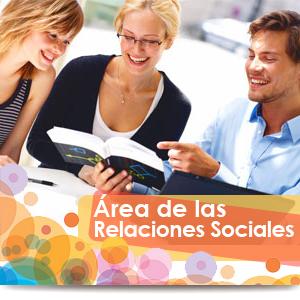 Área de relaciones sociales