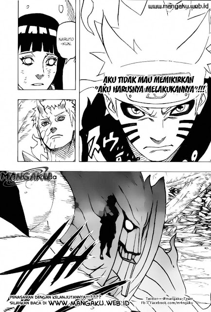 Komik Naruto 647 Bahasa Indonesia halaman 19