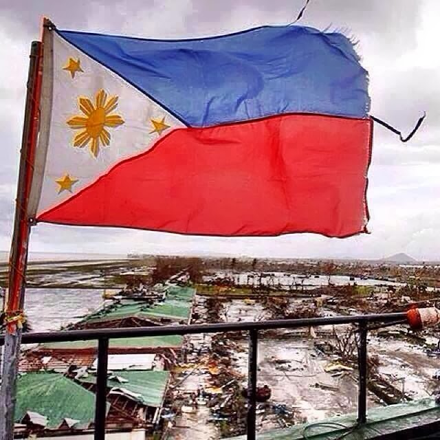 Request for Prayers and Help for the Filipinos: