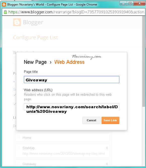 tutor blog sederhana