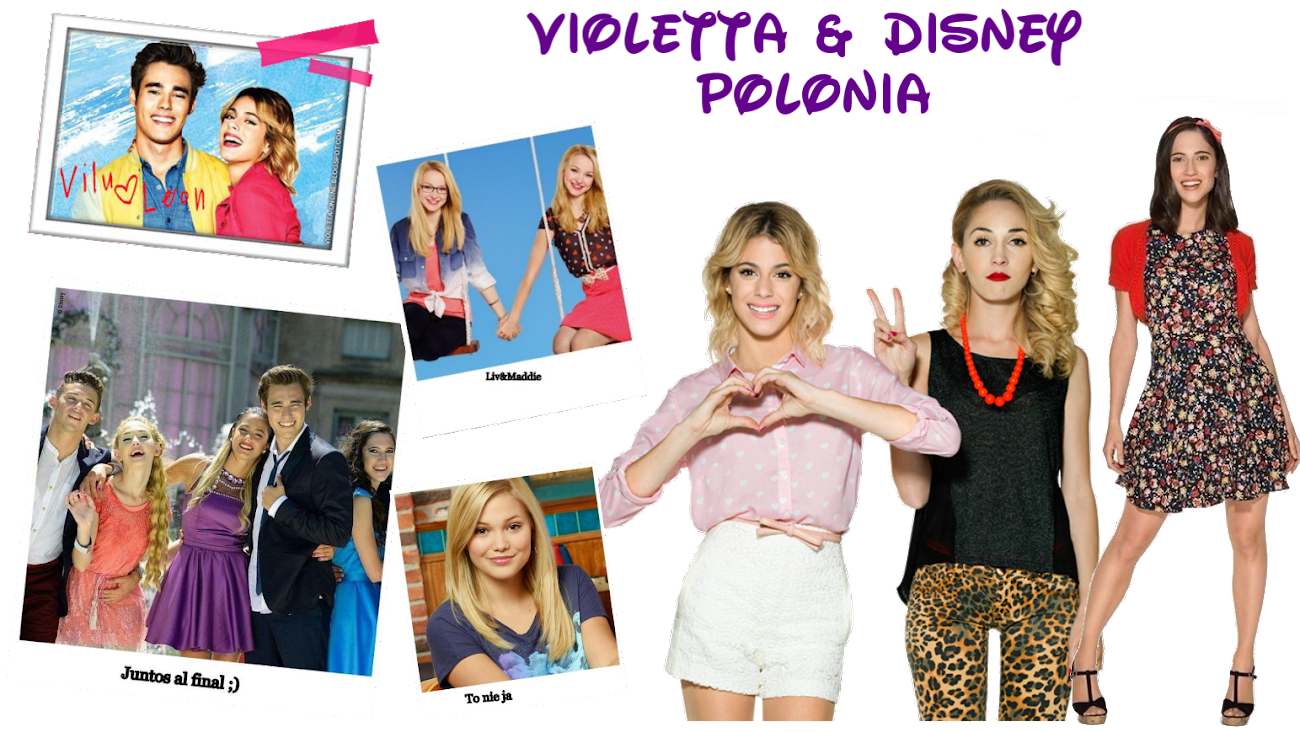 Violetta & Disney Polonia