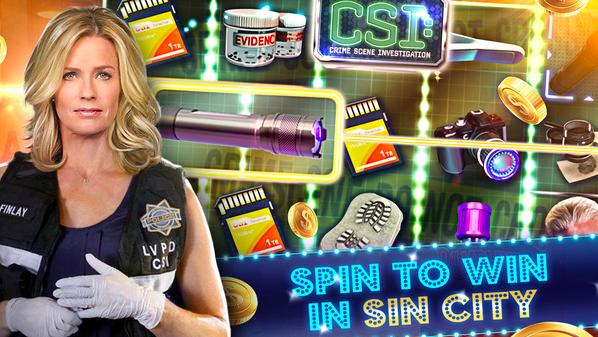 لعبة التحقيقات الجنائية المعقدة Slots تصل لأجهزة أندرويد وiOS