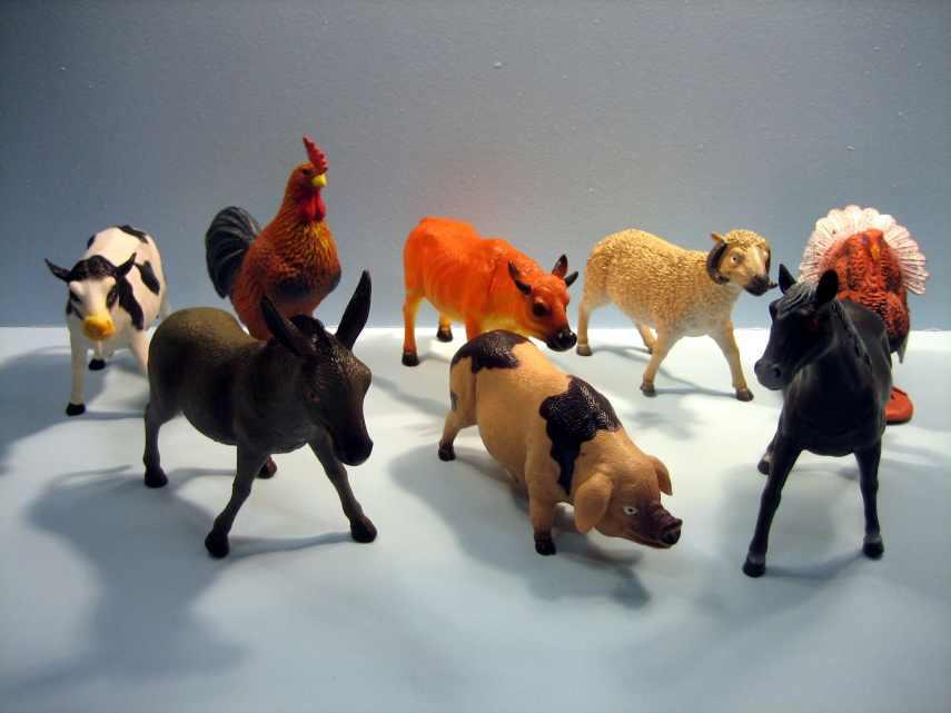 1f8163496aa34 BABYLANDIA  )  Figurki zwierząt