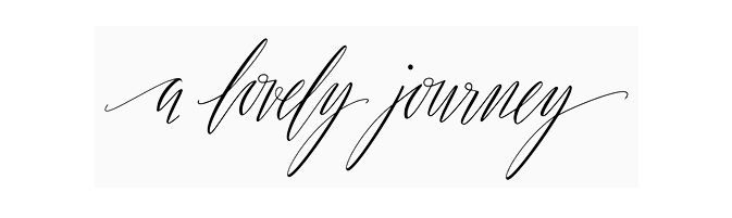 a lovely journey | DIY + Abenteuer