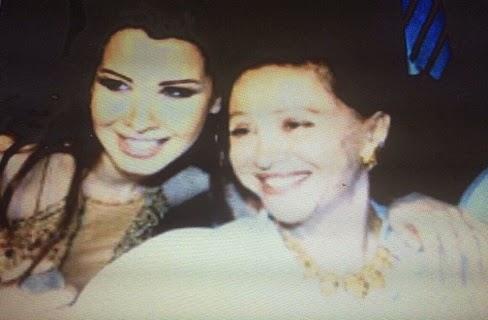مصر: شاهد ماذا قالت نانسي عجرم بعد تلقيها خبر وفاة فاتن حمامة