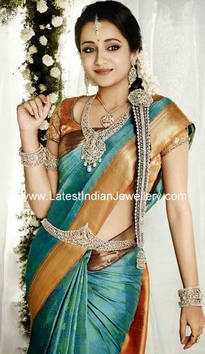 Trisha Diamond bridal Jewellery