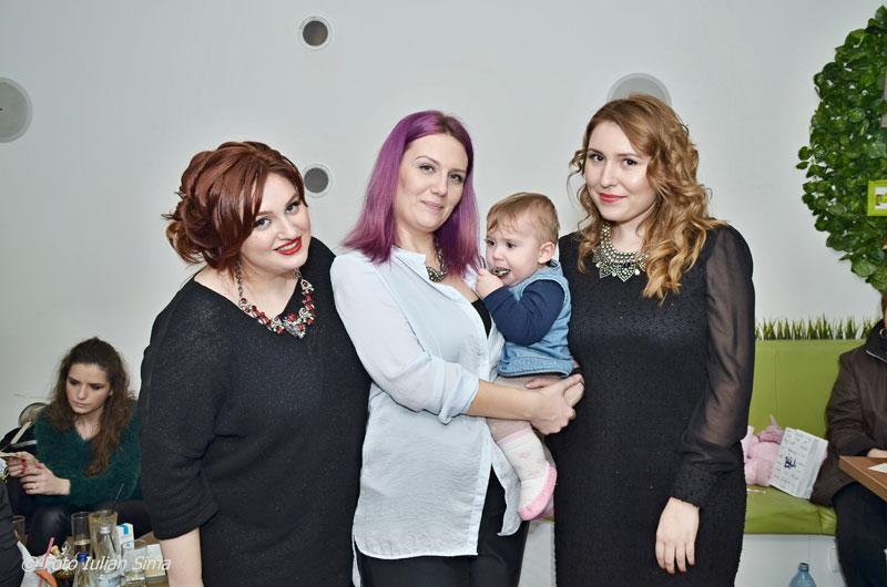 Ioana, Larisa si Cristina