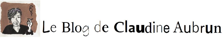 Le blog de Claudine Aubrun