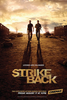 Strike Back Temporada 6 Audio latino
