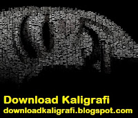 Download Gambar Kaligrafi
