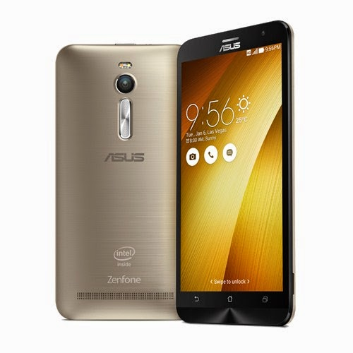Asus ZenFone 2 - Gold