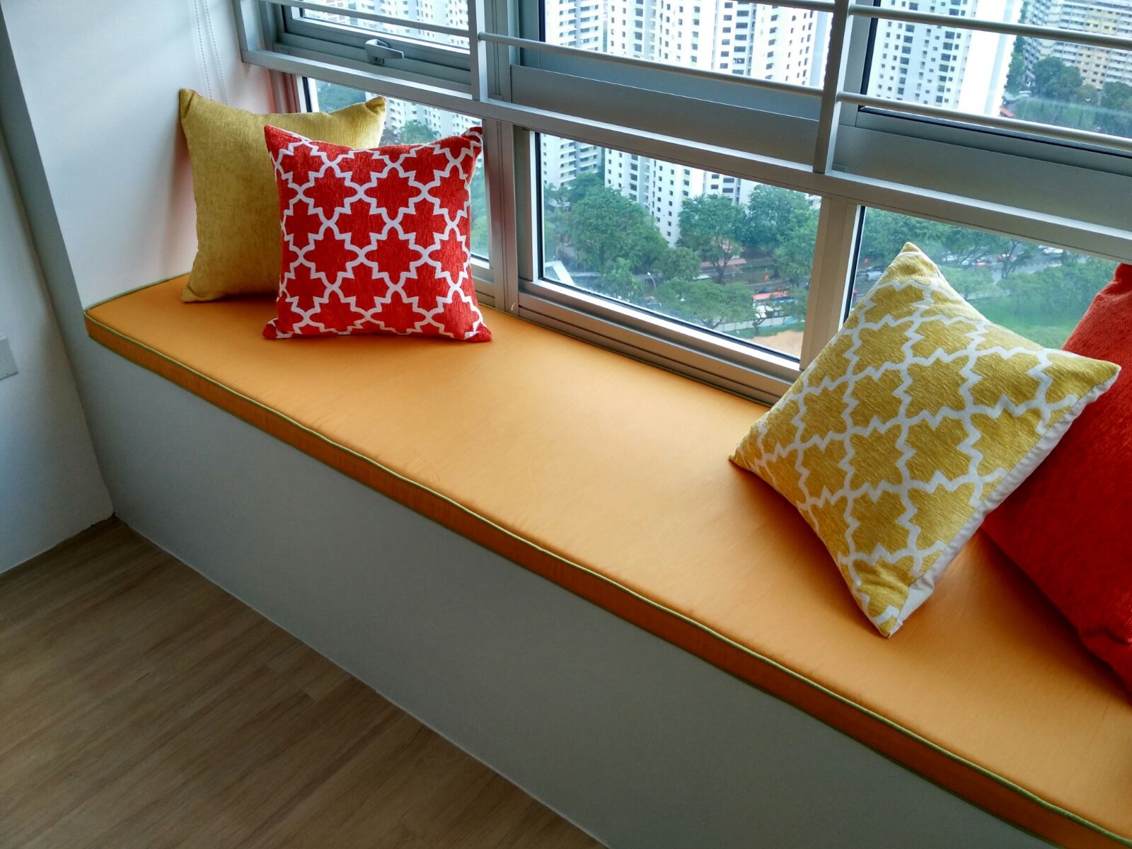 100 how to make a bay window cushion how to make a bench cu