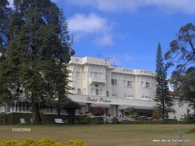 Dalat city - Sofitel palace