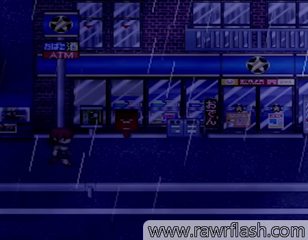 Imagem do jogo O Ponto de Ônibus Amayado 2