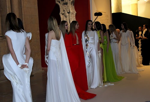 Stéphane Rolland Haute Couture S/S 2012