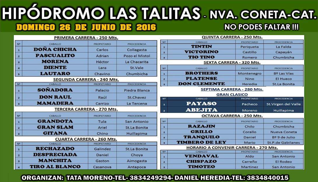 26-06-16-HIP. LAS TALITAS-PROG.