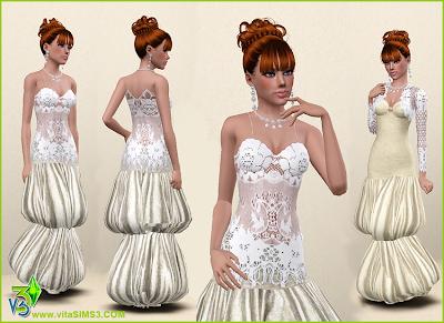 Wedding Dresses and Jewelry by Vita Sims Valandress_1-2