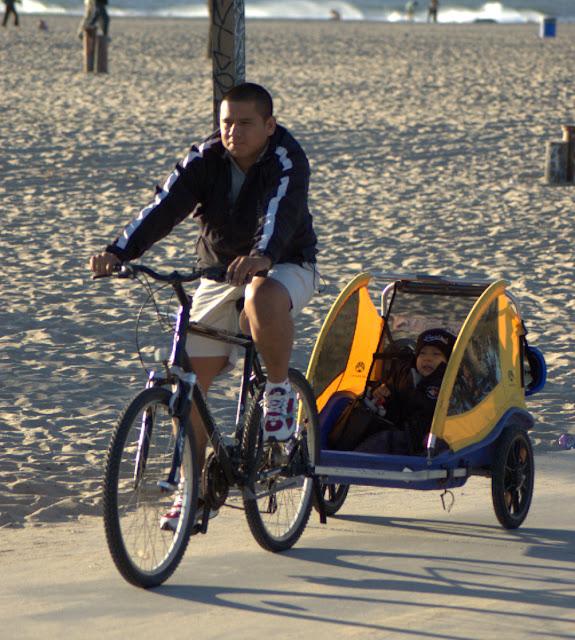 bici porta bambini olanda