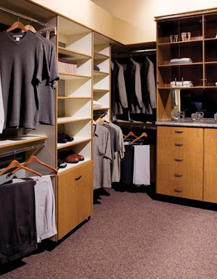 Designing a Better Dressing Area