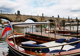 Prague-boats Prague Venice boat