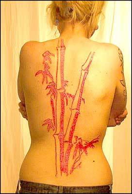 Tatto Removal on The Arthouse Inc  Scarification