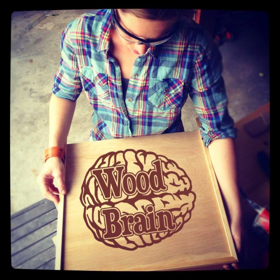 Wood Brain feature and GIVEAWAY! on Shop Small Saturday at Diane's Vintage Zest!