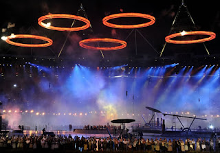 london olympic opening