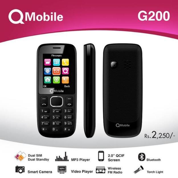 G200 Qmobile
