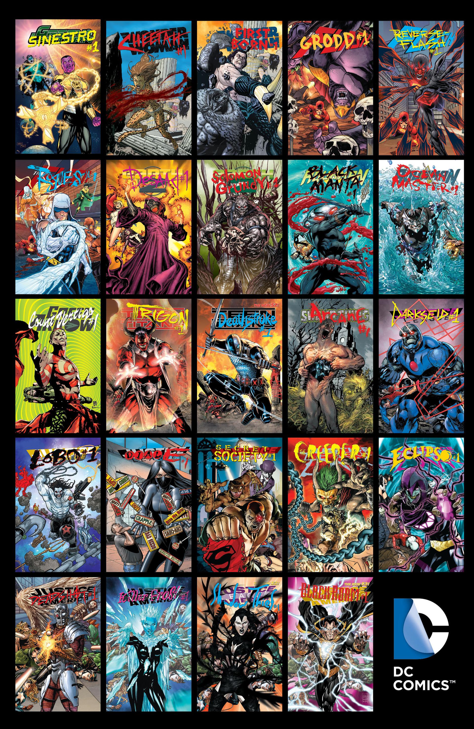Supergirl (2011) Issue #23 #25 - English 22