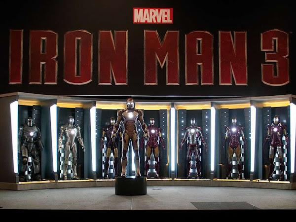 Comic-Con 2012 - Novidades da Marvel para seus filmes
