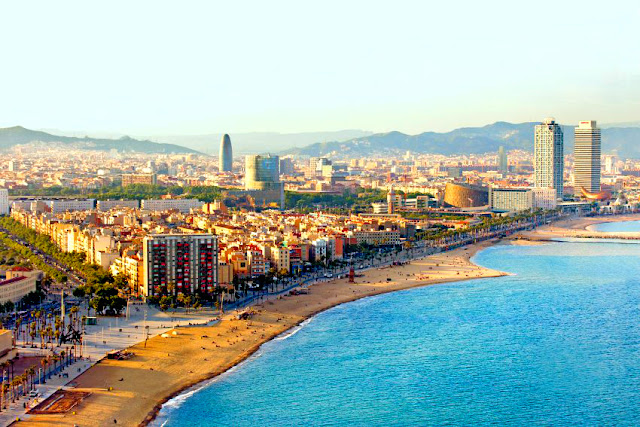 O que preciso para viajar a Barcelona