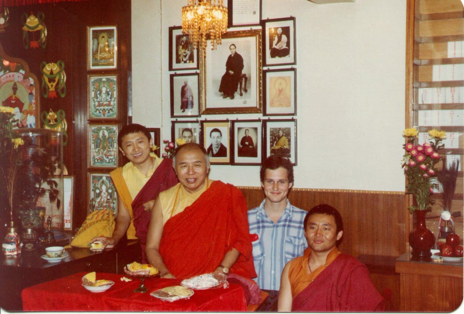 Kết quả hình ảnh cho tulku urgyen rinpoche and his family