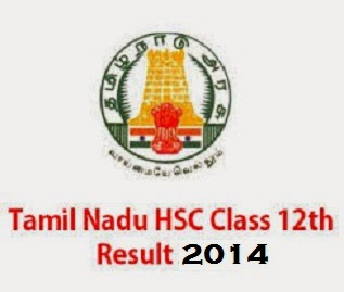 Tamilnadu HSC 2014 Exam Results