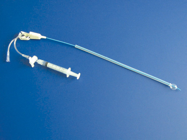 Catheter used for HSG procedure