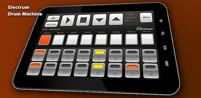 Electrum Drum Machine/Sampler v4.6.4 APK