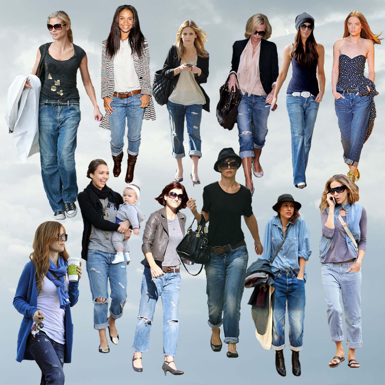 Француженки носят панталоны 24 фотография