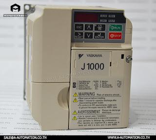 ขาย inverter Yaskawa รุ่น CIMR-JT2A0012BAA