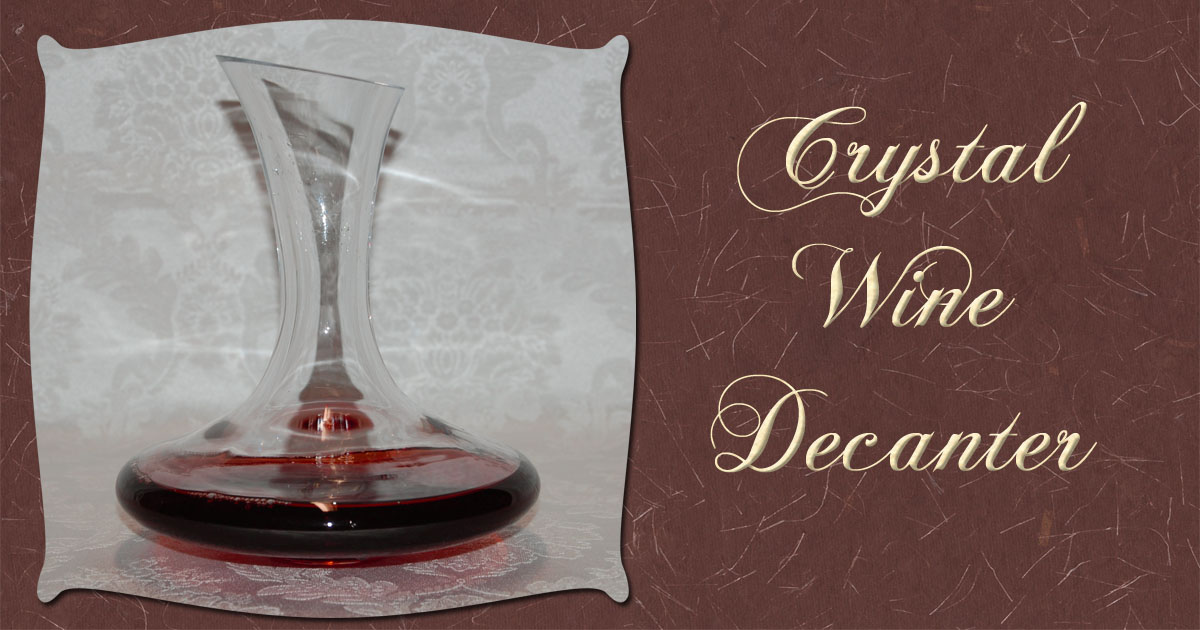 a1f0d369226 Royalegacy Reviews and More  Let Wine Breathe in a Crystal Glass ...