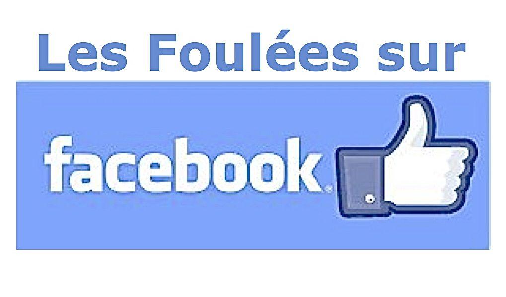 LES FOULÉES SUR FACEBOOK