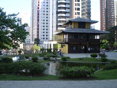 Curitiba - parques e praças