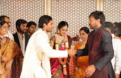 Pranay reddy wedding