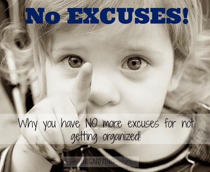No Excuses:: Dealing with Distractions {and having ADD/ADHD}