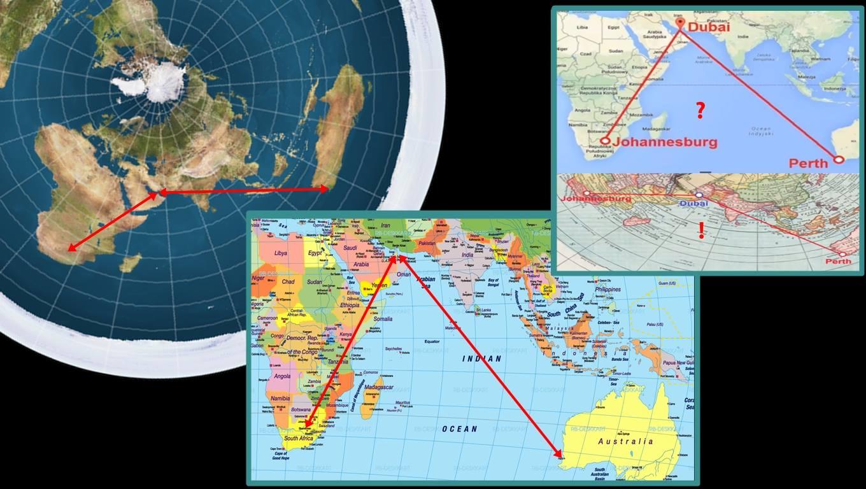 La Tierra es Plana Dimensional y lo Sostengo, Pruebas Toma
